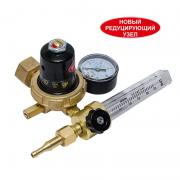 AR-40 / U-30-2DM flow regulator with rotameter