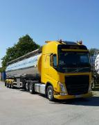 Driver C+E to work in Scandinavia from the Polish firm