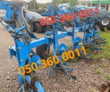Hinged plow Variabel 4+1 b/y in good condition