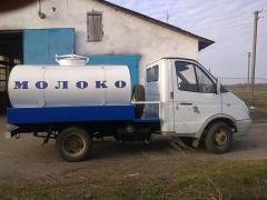 Manufacture and repair of tank trucks, milk tankers, tanker trucks
