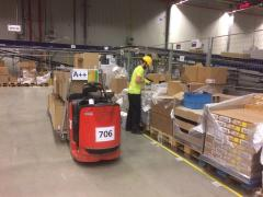 Packer order picker IN POLAND(Wroclaw)