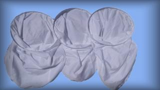 Suction bags and filters, bag filters
