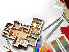 Teaching courses on interior design