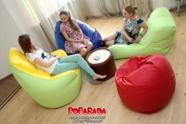 The new frameless furniture from TM POPARADA for the house and office