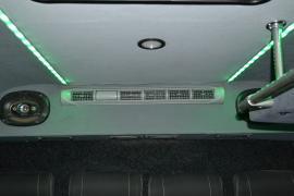 Tuning Internal Refitting of the Volkswagen Crafter LT paneling Volkswagen Crate